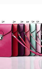 6,3 pouces téléphone portable multi-fonction sac à dos oblique pour l'iphone