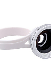 Lens Kit (3 in 1) 180 Degree Fish Eye Lens + Wide Angle + Micro Lens Kit ,  for iPhone 6 5 5C 4S ,iPad , Samsung