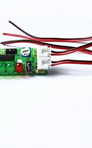 KA2284 5-Level LED Audio Indicator Board Module - Green + Multi-Colored