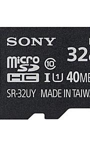 SONY 32GB MicroSDHC UHS-1 Class10 Memory Card 40MB/S