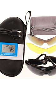 kann Musik hören, ruft Stereo Bluetooth intelligente schwarz polarisierten Gläsern