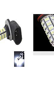 Teso 881 4W DC 12 V 68PCS  3020 SMD LED  6000-6500K  Fog lamps Dipped headlight