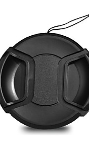 dengpin 58mm kameralinsen hætte til Samsung 18-55mm objektiv NX10 NX11 nx30 nx300m NX200 nx210 NX100 + en holder snor reb