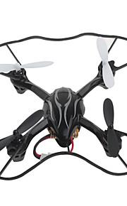 2,4 g fire akse fly super holdbart ufo helikopter model kan stoppe rullende i luftaffjedringen kan kastes