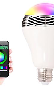 App RGB LED langaton bluetooth kaiutin lamppu äänikaiuttimesta musiikki soi&valaistus sovellus E27