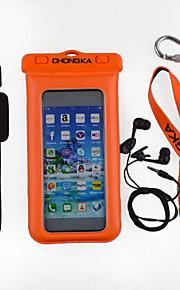 2015 heet verkoop mobiele telefoon pvc waterdichte tas