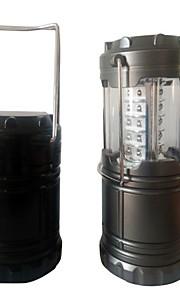 Tubo de Extensão ( Zoomable ) - Para Campismo / Escursão / Espeleologismo/Uso Diário/Trabalhar - LED 1 Modo 250 Lumens AA LED Bateria