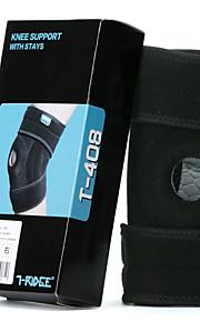 KORAMAN Professional Unisex Neoprene Adjustable Knee Pad Knee Brace With Stays 1pc right