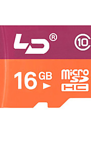 16GB Class 10 MicroSD Card  TF Memory Card
