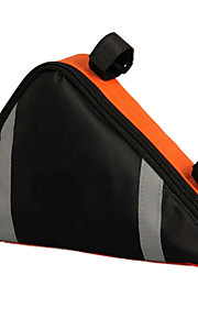 Бардачок на раму Велосипедный спорт Для Другие же размера телефоны ( Защита от пыли / Ударопрочность / Многофункциональный , Оранжевый ,