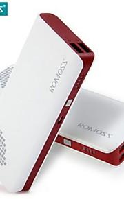 10400mAh romoss senso 4 cuore caricabatterie portatile batteria esterna della banca alimentatore ricarica veloce