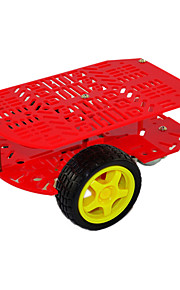 New Arduino Red Porous Two Drive Body