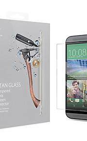 HTC 1 M8用godosmithブランドオリジナルのプレミアム強化ガラススクリーンプロテクター