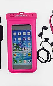 2015 wholesale mobiele telefoon pvc waterdichte behuizing