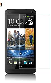 protetor de tela de vidro pinli 2.5d 9h 0,3 milímetros temperado para HTC One m8