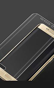 0,2 millimetri chiaro Premium HD in cristallo temperato protezione dello schermo per la galassia bordo s6