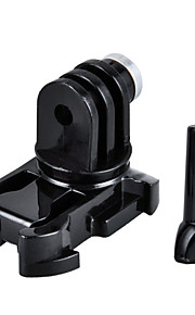 360-degree Turntable Quick Buckle with Screw for Gopro Hero 4 Silver/4 Session/4/3+/3/2/1/sj4000/sj5000/sj6000
