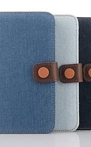 카우보이 곡물 가죽 케이스는 HTC의 M9에 대한 휴대 전화 세트를 패션 (모듬 색상)