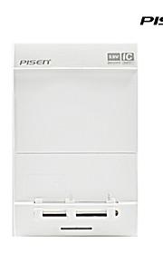 Pisen u portable chargeur de batterie ii hxl 1a charge rapide chargeur de téléphone portable avec ac pliable paroi fiche blanche