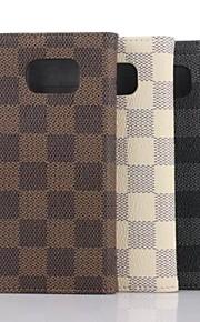 Olster a cuadros caso moda sistemas de teléfono móvil para HTC m9 (colores surtidos)
