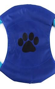 CaiSeMian Rope Pet Frisbee (Random Color)