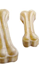 naturligt pressede Rawhide knogler hund behandle