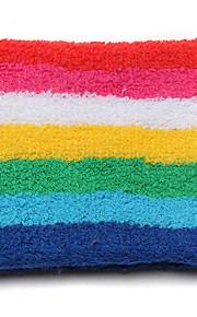 Colorful Cotton Bracers