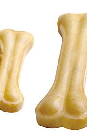 Natural Pressed Porkhide Bones Dog Treat