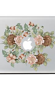 cinese rosa autoadesivo della pelle decorativa per l'aria macbook / pro / pro con display retina