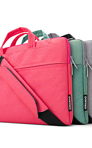 laptop / macbook 12 (11,6) tommers bærbar lys slitesterk koffert bag veske / laptop veske etui bag