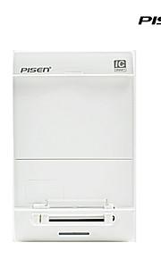 Pisen tragbare u Ladegerät ii xl 1a Schnelllade Handy-Ladegerät mit faltbarem Wechselstrom-Wand-Stecker weiß