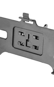 mini sorriso ™ supporto del supporto uscita dell'aria auto con clip posteriore per Samsung N9000 / n9002 / n9005 / n9006