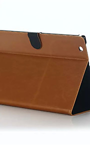 flip cover vouwen gek paard eenvoudige pu bescherming tablet computer shell voor Sony tablet verschillende kleuren