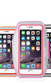 blog fisk iphone 6 sportarmband passform för iPhone 6, perfekt för löpning, cykling, träning eller någon fitness aktivitet