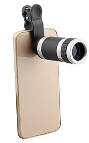apexel 8x optisk zoom teleskop kameralinsen for samsung galaxy / note og mobiltelefoner