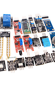 20 in 1 Sensor Module Kit for Arduino