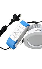 CEは12ワット3インチSAA C-TICK調光可能な回転可能な旋盤アルミニウムはダウンライトを導いたROHS