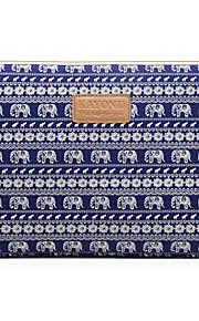 elefant stribe prints laptop cover ærmer rystesikret Taske til Samsung fane eller ipad 2/3/4 eller overflade
