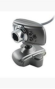 マイクウェブカメラと3灯