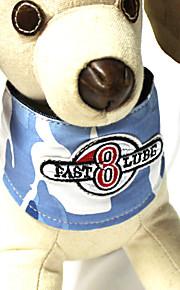 Lovely Bulldog Pet Bandanas Collars For Dogs