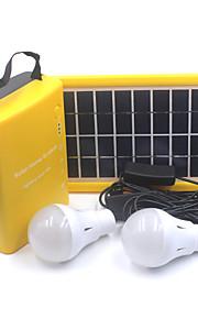 Iluminação Lanternas e Luzes de Tenda LED 110 Lumens 1 Modo - Recarregável Campismo / Escursão / Espeleologismo / Viajar / Multifunções