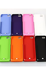 2200mAh External Portable Backup Battery Case for iPhone5/5S(Assorted Colors)