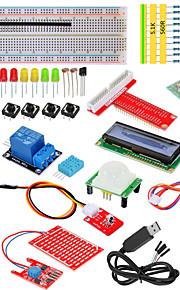 Raspberry Pie Raspberry B + T GPIO Suite Extended Board To Send 1 Meter Long PL2303 Flash Line