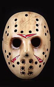 New Cool Freddy Vs. Jason Jason Voorhees Mask Cosplay Mask Masquerade For Halloween Party Carnival (1 Pc)