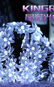 koning ro zonne 24.6ft 50LED lotus mooie bruiloft decoratie licht buiten waterdicht lichtslingers