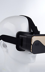 DIY 3D Google Cardboard Glasses Virtual Reality for iPhone 6 & 6 Plus /Note 4 / S5 etc. 4.3 inch - 6.3 inch Smartphone
