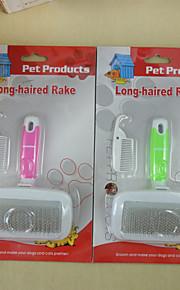 plastica portatili altri pettini per cani / gatti