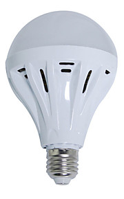 1 stk. HRY E26/E27 12W 45 SMD 2835 1150 lm Varm hvit / Kjølig hvit A60(A19) Dekorativ LED-globepærer AC 220-240 V