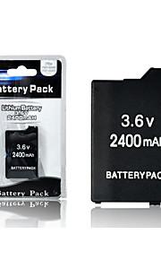 Batteries et chargeurs - Sony PSP 3000 / Sony PSP 2000 - Rechargeable - PS/2 - en Plastique - for PSP 2000/3000 - #