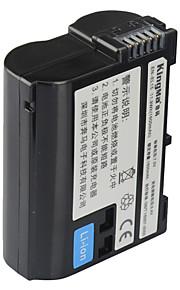 Kingma en-EL15 digitalt kamera batteri til Nikon D600 D610 D600E D800 D800E D810 D7000 D7100 D750 v1 mh-25